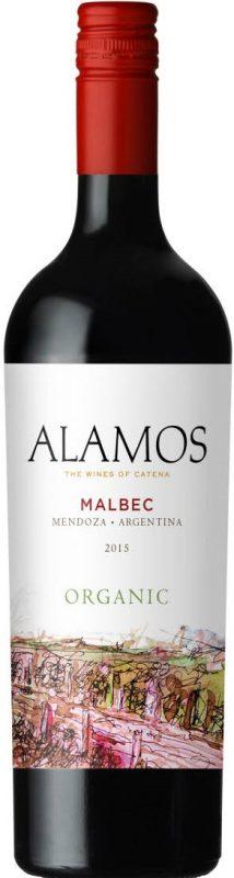 Alamos Malbec Organic eko - wineaffair