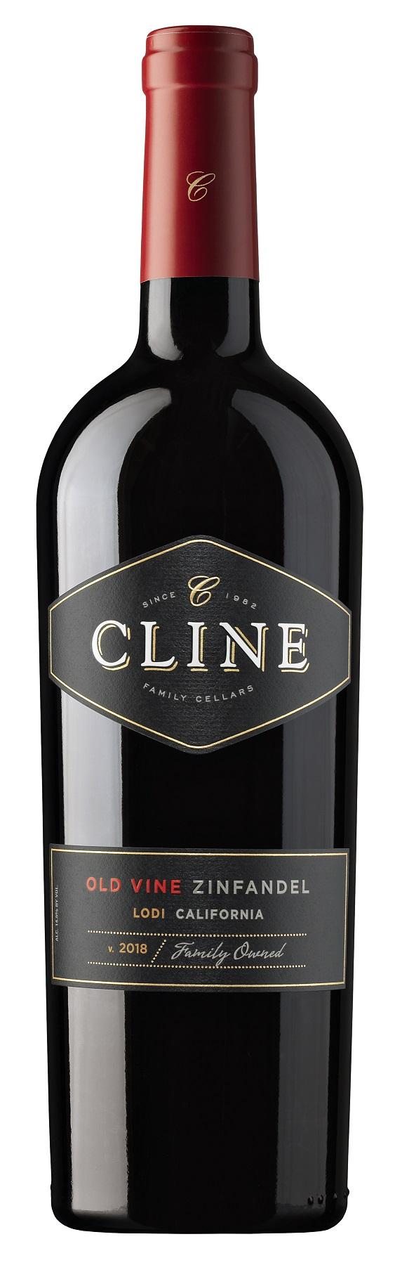 Cline Old Vine Zinfandel_webb