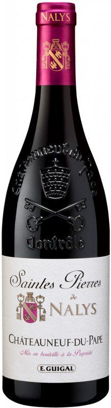 Guigal Châteauneuf-Du-Pape-Saintes-Pierres-De-Nalys - wineaffair