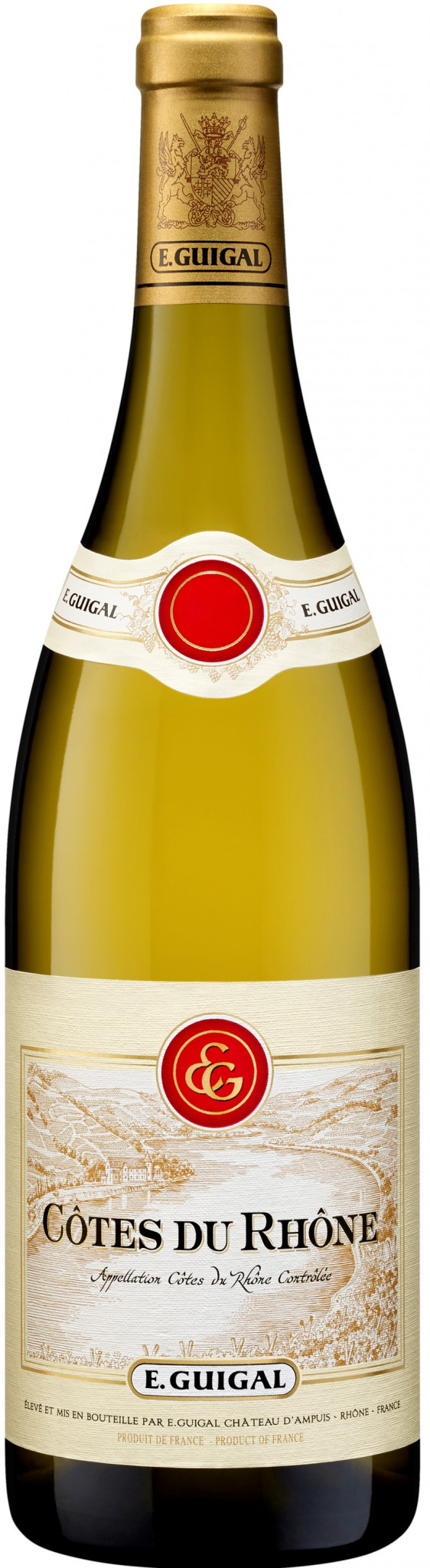 Guigal Cotes du Rhone Blanc Wineaffair