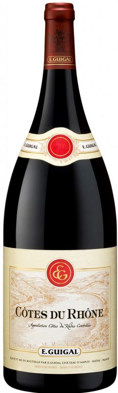 Guigal Cotes du Rhone Rg MAGNUM_wineaffair