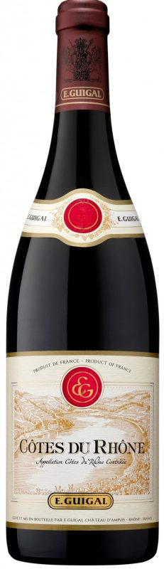 Guigal Cotes du Rhone Rouge Wineaffair