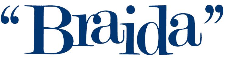 logotyp för braida