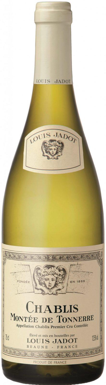 Louis Jadot Chablis Montée de Tonnerre - wineaffair