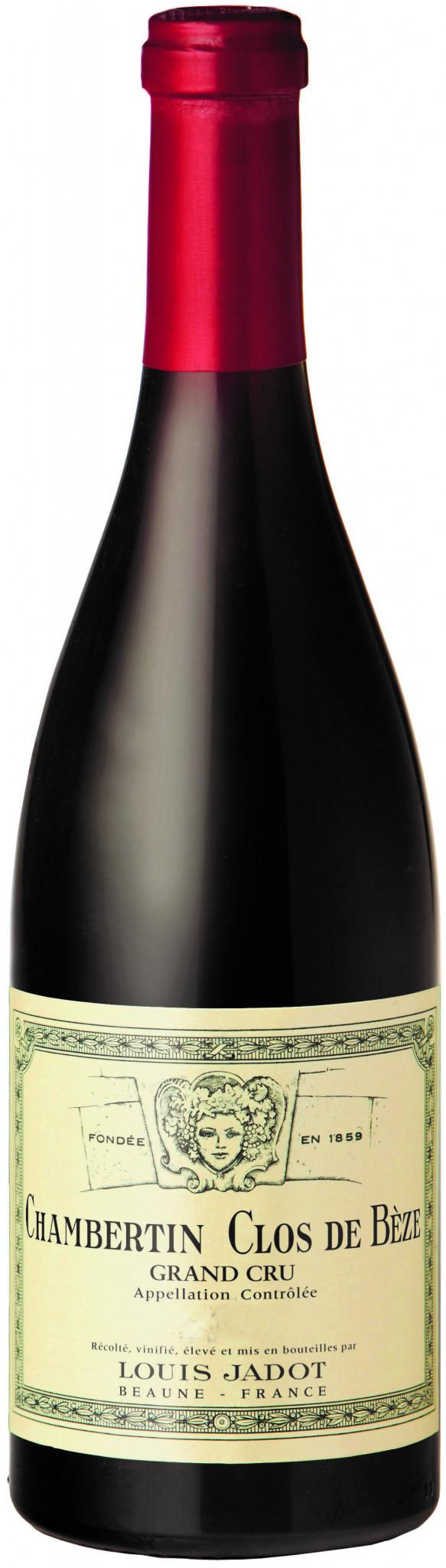 Louis Jadot Chambertin Clos de Bèze_wineaffair