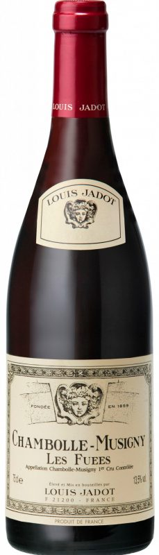 Louis Jadot Chambolle Les Fuees wineaffair