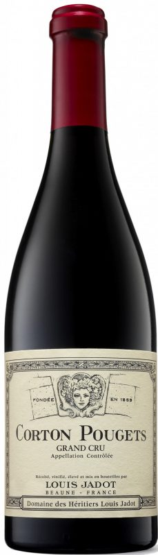 Louis Jadot Corton Pougets Grand Cru Wineaffair