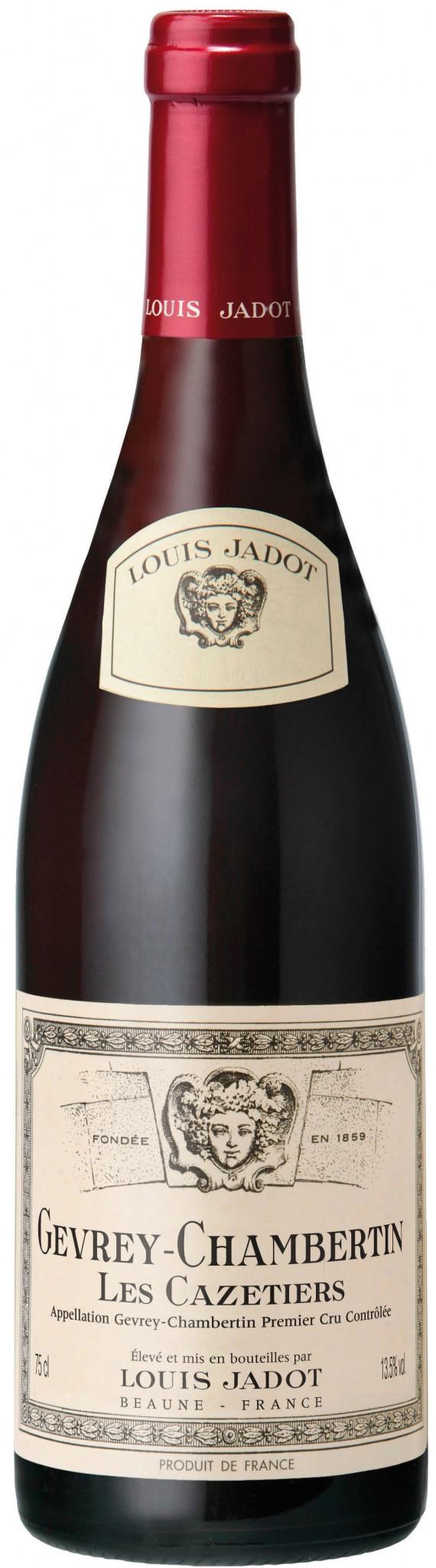 Louis Jadot Gevrey-Chambertin Les Cazetiers Wineaffair