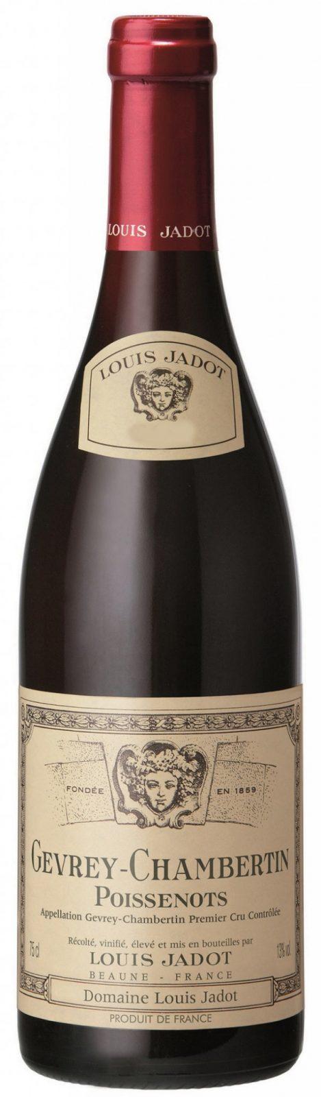 Louis Jadot Gevrey Chambertin Poissenots Wineaffair