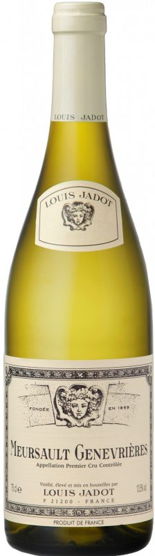 Louis Jadot Meursault Genevrieres wineaffair