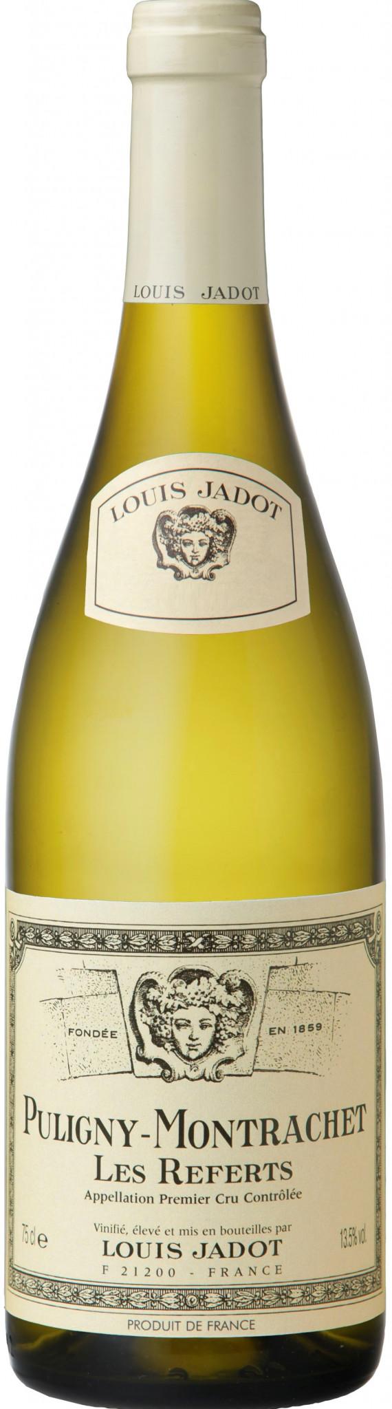 Louis Jadot Puligny Montrachet Les Referts wineaffair
