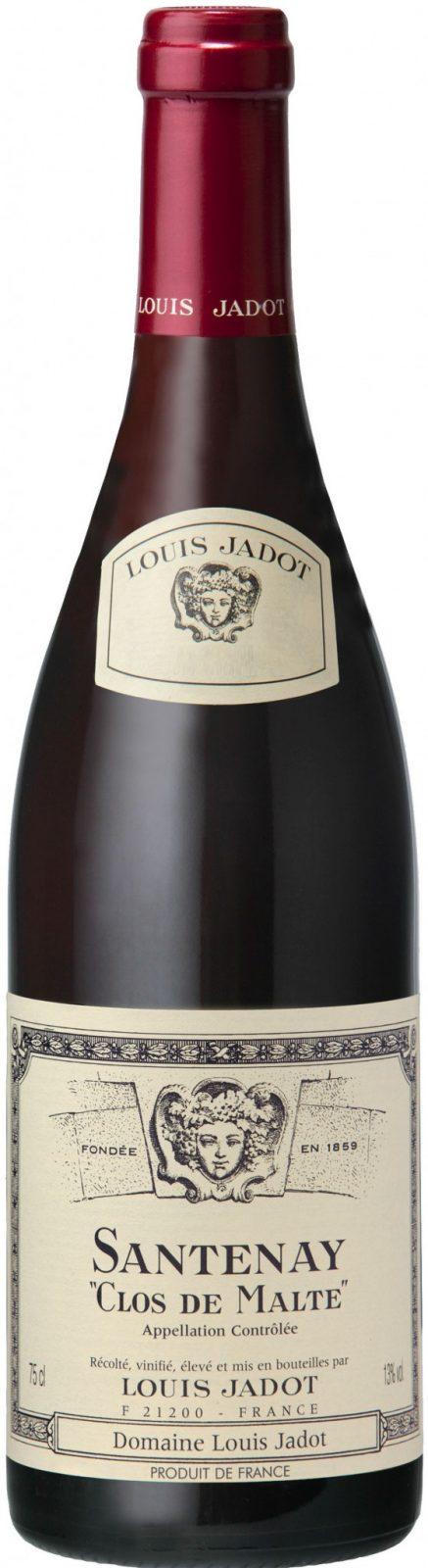 Louis Jadot Santenay Clos de Malte rouge WineAffair