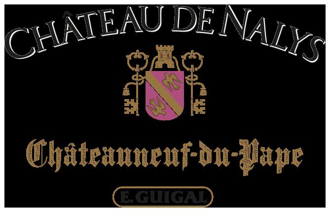 logotyp för chateau de nalys