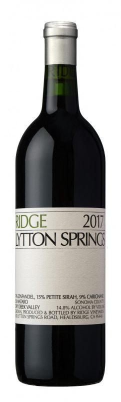 Ridge Lytton Springs_wineaffair