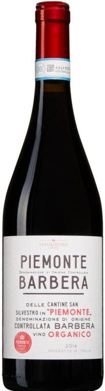 San Silvestro Piemonte Barbera Organic - wineaffair