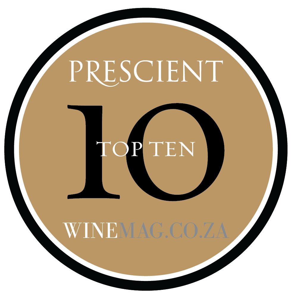 TOP 10 PRESCIENT STICKER