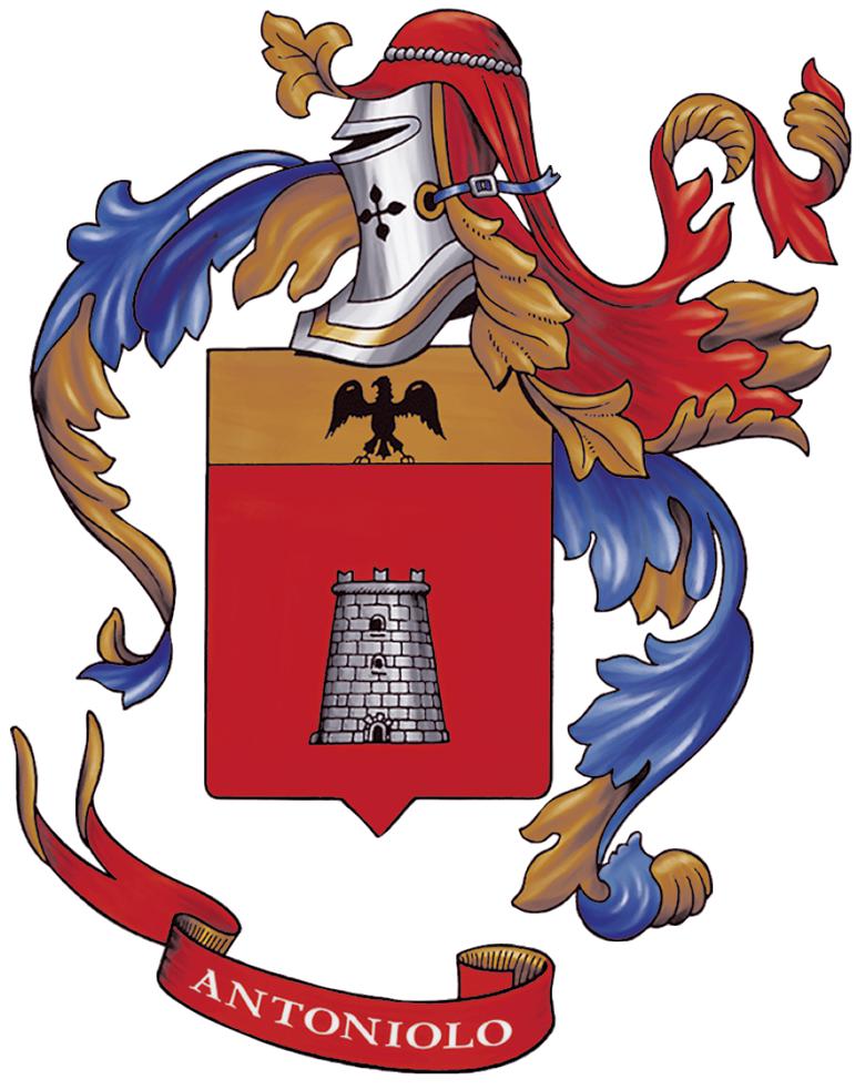 logotyp för Antoniolo