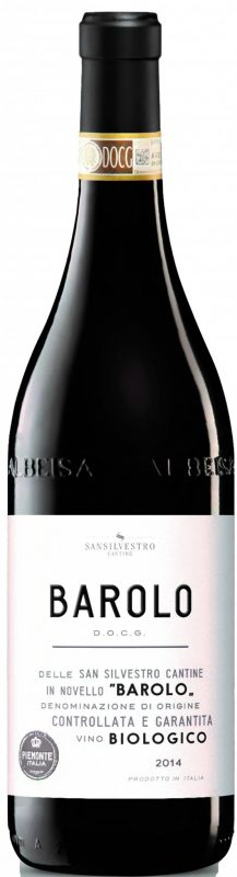 San Silvestro Barolo Biologico- wineaffair