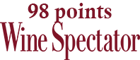 Wine Spectator 98points - wineaffair