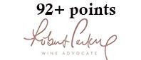 Wine Advocate_Robert Parker_92+p_wineaffair
