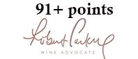 Wine Advocate_Robert Parker_91+p_wineaffair