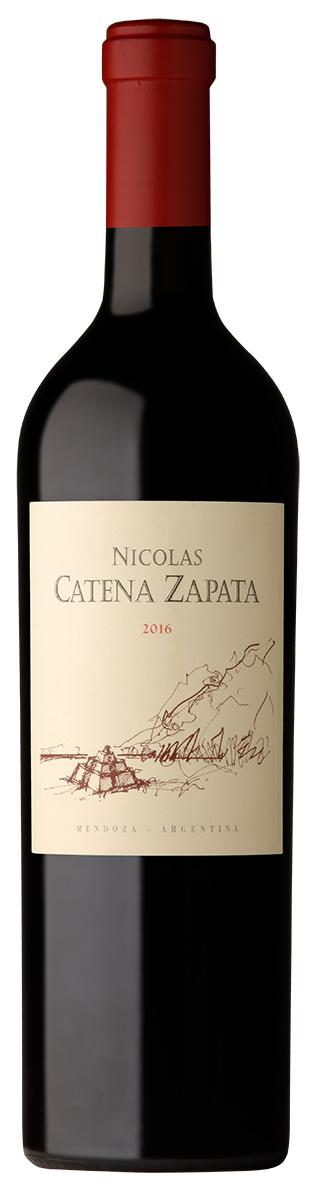 NICOLAS CATENA ZAPATA 2016