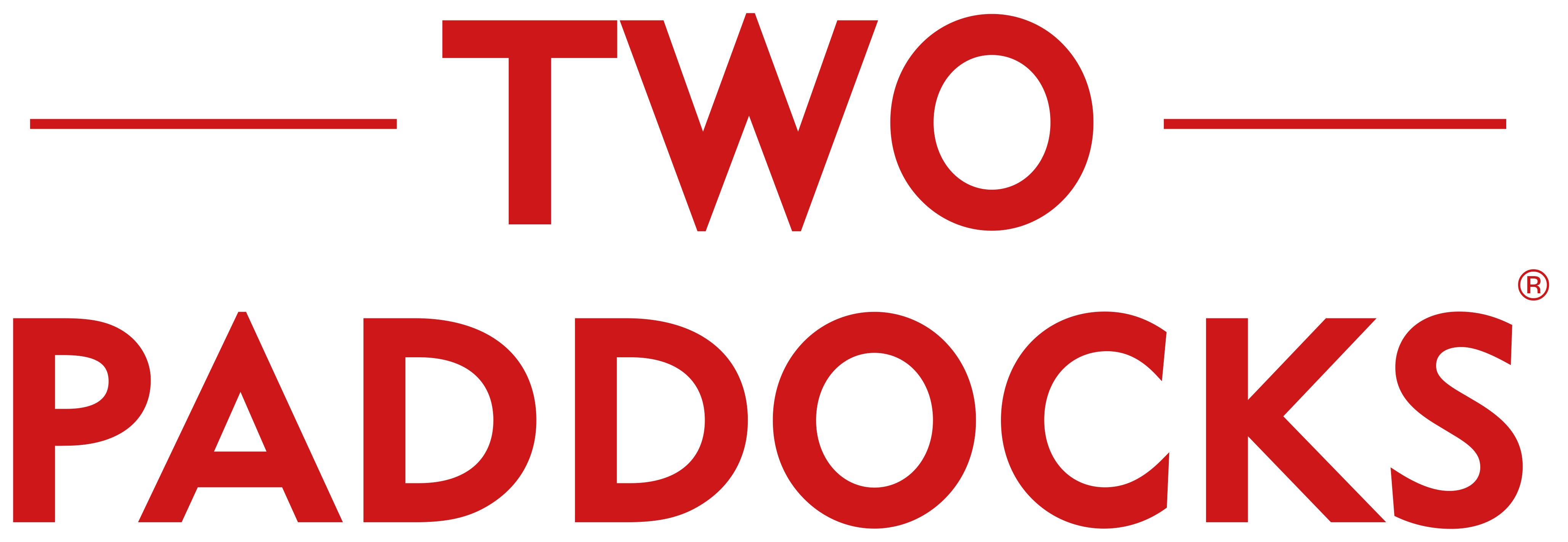 TWO PADDOCKS LOGO
