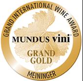 Mundus vini Grand Gold Meininger 2020