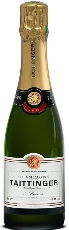 Champagne-Taittinger_Half-bottle Brut Réserve