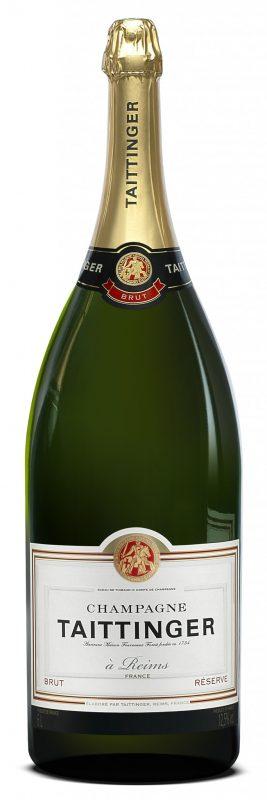 Champagne Taittinger Mathusalem Brut Réserve