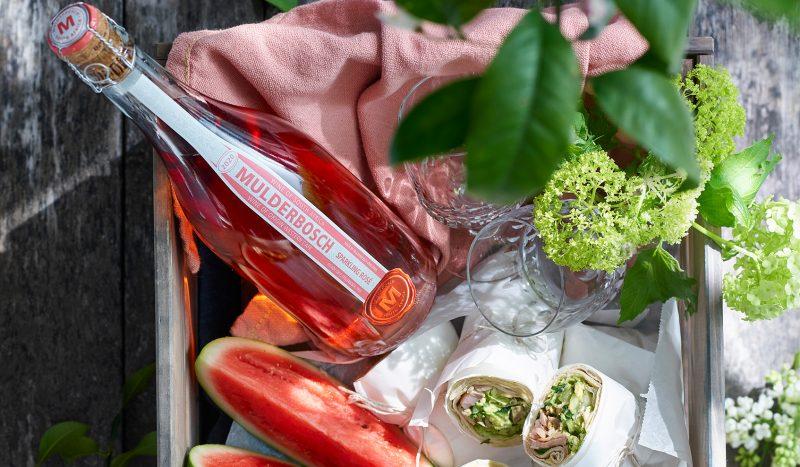 Mulderbosch Rose Sparkling